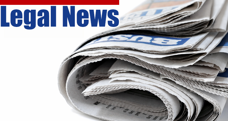 Latest Legal News & Legal Updates In India